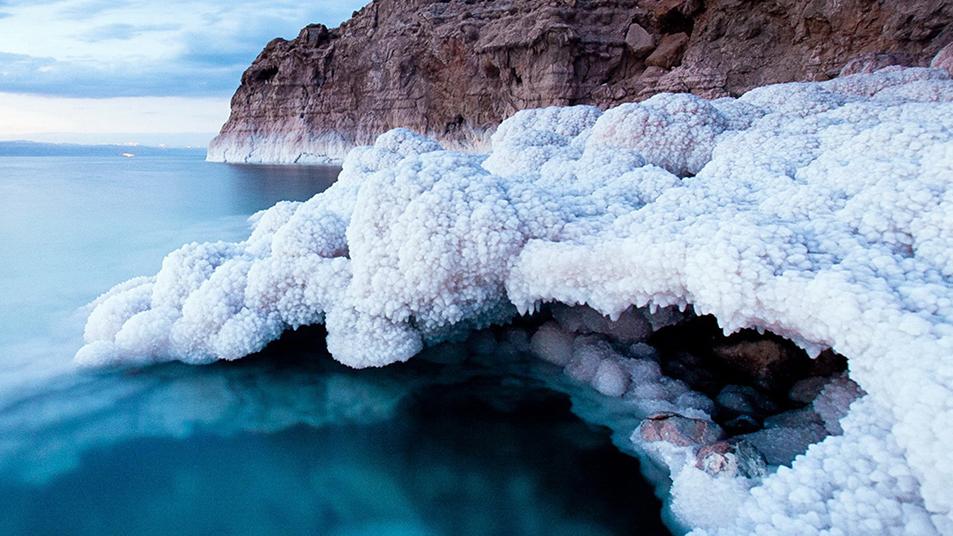 польза солевых пещер